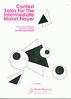 Houllif, Murray: Contest Solos for the Intermediate Mallet Player