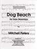 Peters, Mitchell: Dog Beach for Solo Marimba