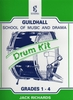 Richards, Jack: Guildhall Drum Kit Grades 1-4