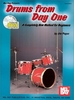 Payne, Jim: Drums from Day One (Book + CD)