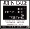 CD Cage, John: Three2 u.a. (Freeman, u.a.)