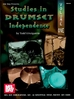 Vinciguerra, Todd: Studies in Drumset Independence Vol. 1