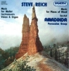 CD Reich, Steve: Music for Mallet-Instruments u.a. (Amadinda Perc.Group)