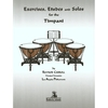 Carroll, Raynor: Exercises & Etudes & Solos for the Timpani