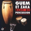 CD Guem et Zaka: Best of Percussion
