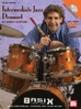 Gottlieb, Danny: Intermediate Jazz Drumset (DVD)