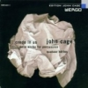 CD Cage, John: Credo In US - More Works for Percussion (Quatour Helios)