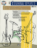 Houghton, S./Warrington, T.: Essential Styles for Drummer & Bassist Book 2 (Buch+CD; dt./frz./ital.)