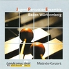 CD Jugend Percussion Ensemble Baden-Württemberg