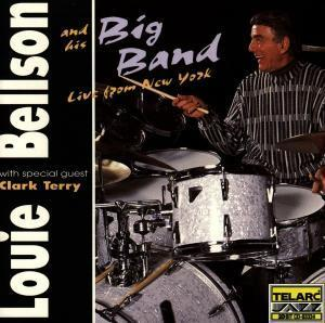 CD Bellson, Louie and his Big Band: live from New York