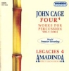 CD Cage, John: Works for Percussion Vol. 3 Legacies 4 (Amadinda Perc.Group)
