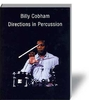 Cobham, Billy: Directions in Percussion (Buch + CD)