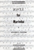 Peters, Mitchell: Waves for Marimba