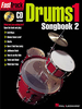 Fast Track Drums 1 Songbook 2 (Buch + CD)