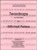 Peters, Mitchell: Teardrops for Marimba