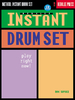 Savage, Ron: Berklee Instant Drumset (Book + CD)