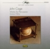 CD Cage, John: Works for Percussion (Quatuor Helios)