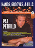 Petrillo, Pat: Hands, Grooves & Fills (Buch + MP3-CD + DVD)