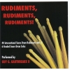 CD Gauthreaux II, Guy G.: Rudiments, Rudiments!