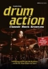 Grey, Carola: Drum Action – Classic Rock Grooves (Buch + CD)