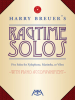 Breuer, Harry: Ragtime Solos for Xylo and Piano (Buch + CD)