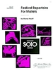 Houllif, Murray: Festival Repertoire for Mallets