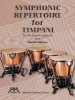 Cirone, Anthony: Symphonic Repertoire for Timpani Beethoven Symphonies