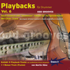 CD Playbacks für Drummer Vol. 6  Odd Grooves (Martin Häne)