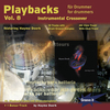 CD Playbacks für Drummer Vol. 8 Instrumental Crossover (H. Doerk)