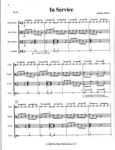 f8d74f6bf3d9de Brandt - Percussion-Noten-Versand .