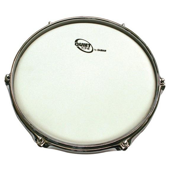 sabian quiet tone 14 practice pad brandt percussion noten versand. Black Bedroom Furniture Sets. Home Design Ideas