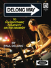 Delong, Paul: Delong Way To Polyrhythmic Creativity On The Drumset (Buch + CD)