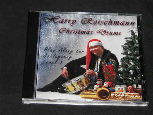 Play-along-CD Christmas Drums (Reischmann, Harry)