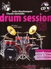 Bourbasquet, Jacky: Drum Session 13 (Buch + CD)
