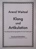 Weitzel, Arend: Sound and Articulation for Timpani