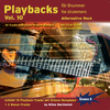 CD Playbacks für Drummer Vol. 10 Alternative Rock (G. Bartholme)