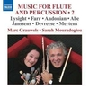 CD Grauwels/Mouradoglou: Music for Flute and Percussion Vol. 2