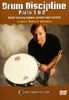 DVD Bedrosian, Dave: Drum Discipline Parts 1 & 2