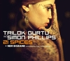 CD Gurtu, Trilok/Phillips, Simon: NDR Big Band, 21 Spices