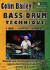 DVD Bailey, Colin: Bass Drum Technique