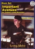 Karas, Sperie: Important Avenues for Today's Jazz Drummer (Book + CD)