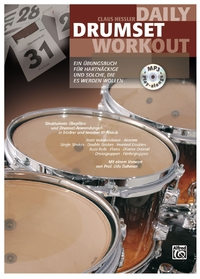Hessler, Claus: Daily Drumset Workout (Buch + MP3-CD)