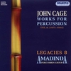 CD Cage, John: Works for Percussion Vol. 6 Legacies 8