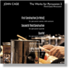CD Cage, John: The Works for Percussion 2 (Third Coast Percussion)
