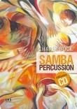 Böck, Charly: Samba Percussion (Buch + CD)