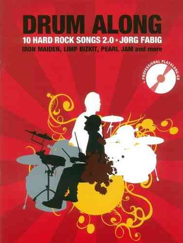 Fabig, Jörg: Drum Along VIII - 10 Hard Rock Songs 2.0 (Buch + CD)