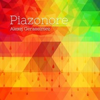Gerassimez, Alexej: Piazonore for Vibraphone and Piano