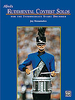 Wanamaker, Jay: Rudimental Contest Solos for the Intermediate Snare Drummer
