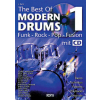 Bartz, J.: The Best of Modern Drums 1 (Buch + CD)