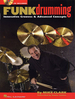 Clark, Mike: Funk Drumming (Buch + CD)